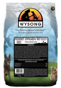 Wysong ferret food